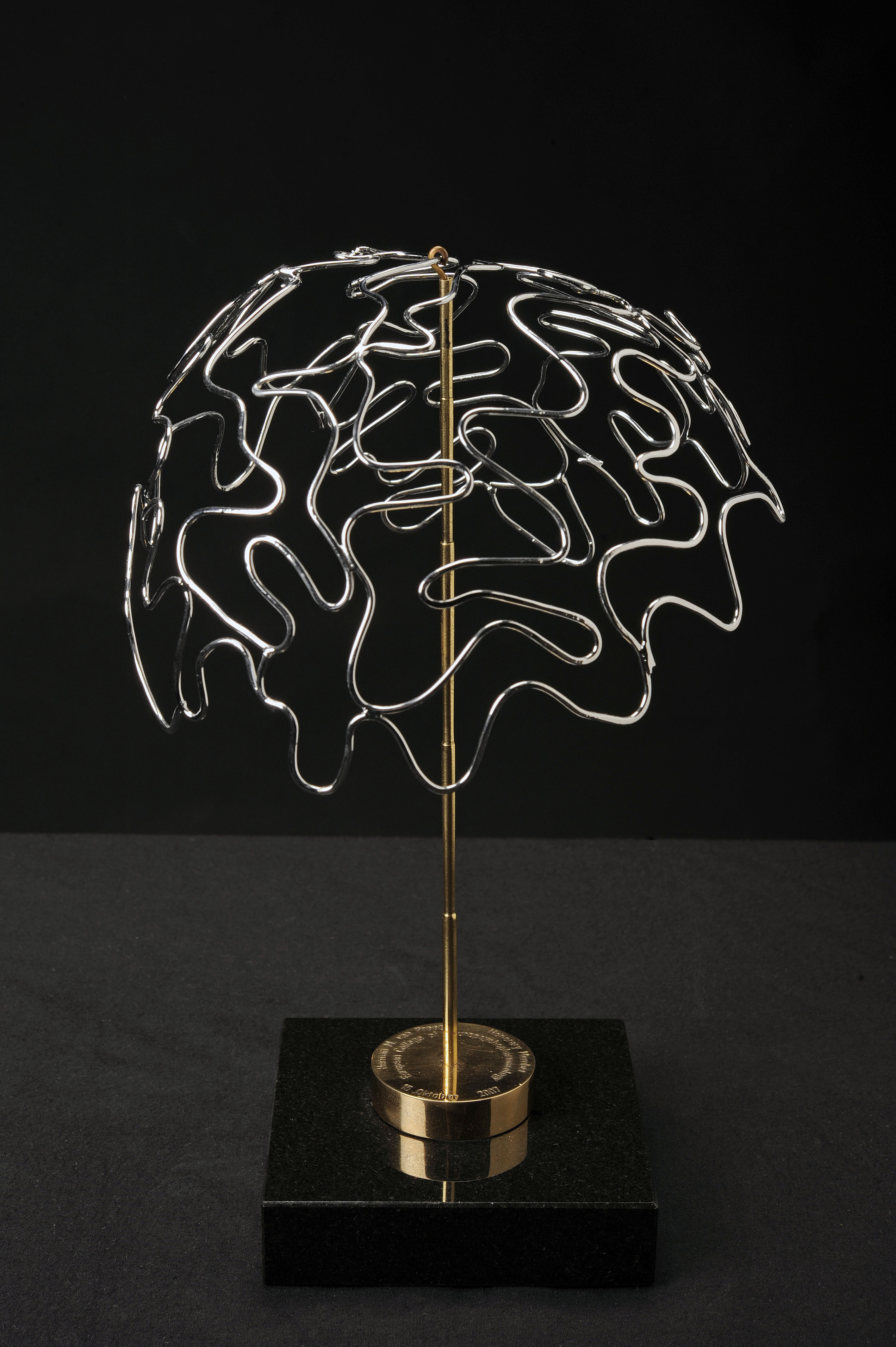 Trophy Treated Brain2